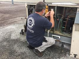 Commerical HVAC service